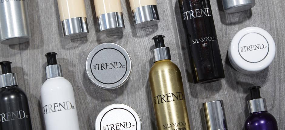 Tina's Trend egna Produktserie